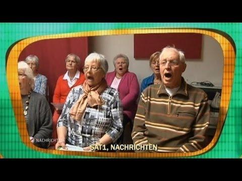 Rentner singen