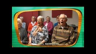 """Rentner singen """"Arschloch""""! - TV total"""