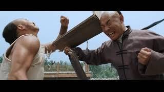 Jet Li's Fearless Fight Scene - The Tower