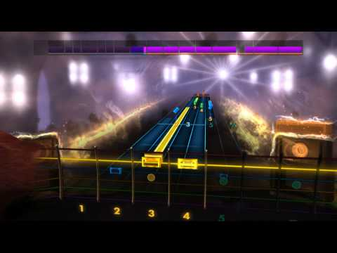 Rocksmith 2014 - Custom DLC - Guitar - James Bond Theme