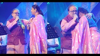 Malare Mounama Live | SPB | Emotional Moments | Maneesha KS | Chetanolsavam | SP Balasubrahmanyam