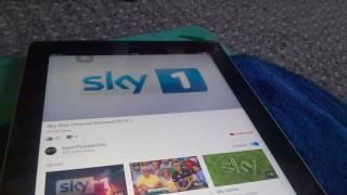 sky 1 ident 2016