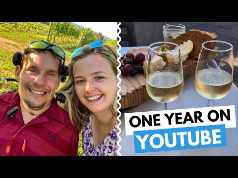 Celebrating Our First Vlogiversary | Interabled Couple | Accessible Adventurers from YouTube · Duration:  7 minutes 4 seconds