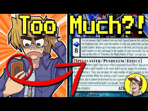 Yu-Gi-Oh! Card Text Is OUT OF CONTROL