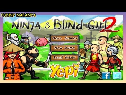 Слепая ярость! Ninja and Blind Girl 2  Ниндзя и Слепая Девушка 2 [1 серия]