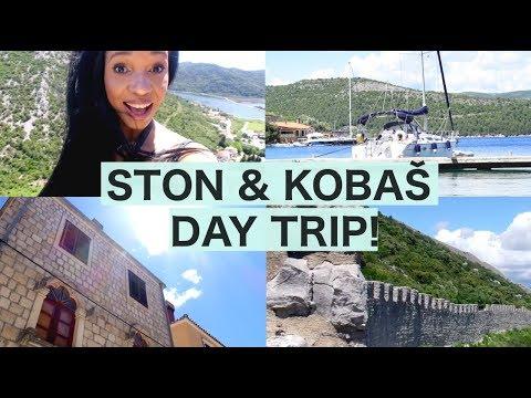 Ston Croatia Walls... a Crazy Day Trip! + Kobaš Detour!