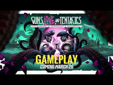 Borderlands 3 (DLC 2 - GUNS, LOVE AND TENTACLES gameplay) |