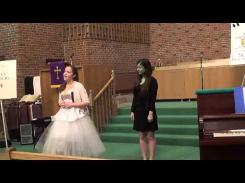 Festival 2016  Briana & Kennedy  For Good Duet from Wicked