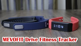 Mevofit Drive review - smart fitness band for Rs. 2,590