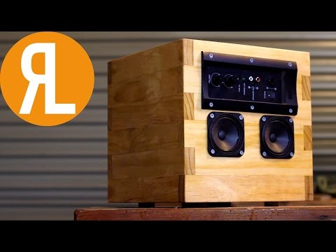 Thumbnail: DIY Speaker From Reclaimed Components