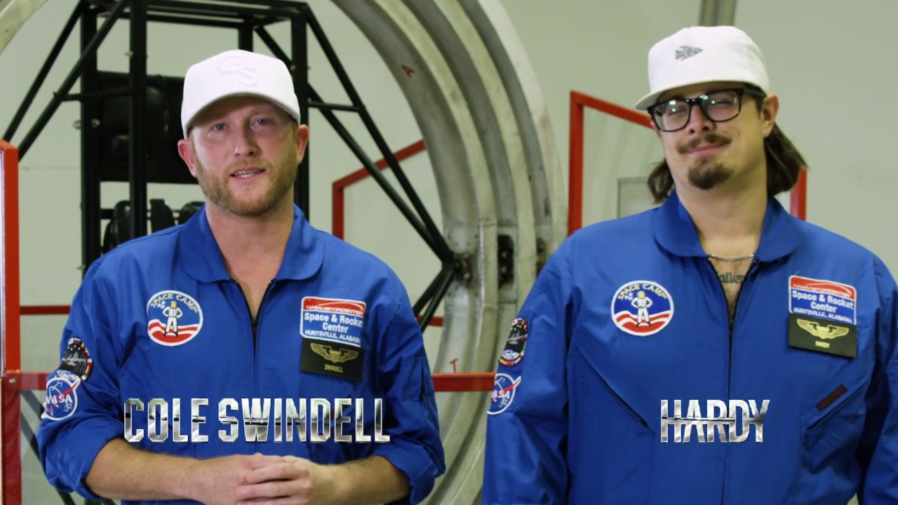 Cole Swindell & HARDY – Space Camp (Episode 1)