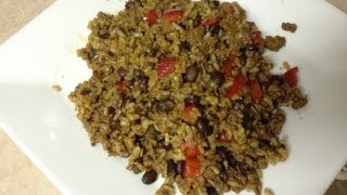 How To Make Cajun Rice And Beans