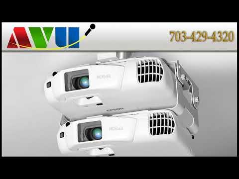 Audio Visual Equipment Rental Services Washington DC