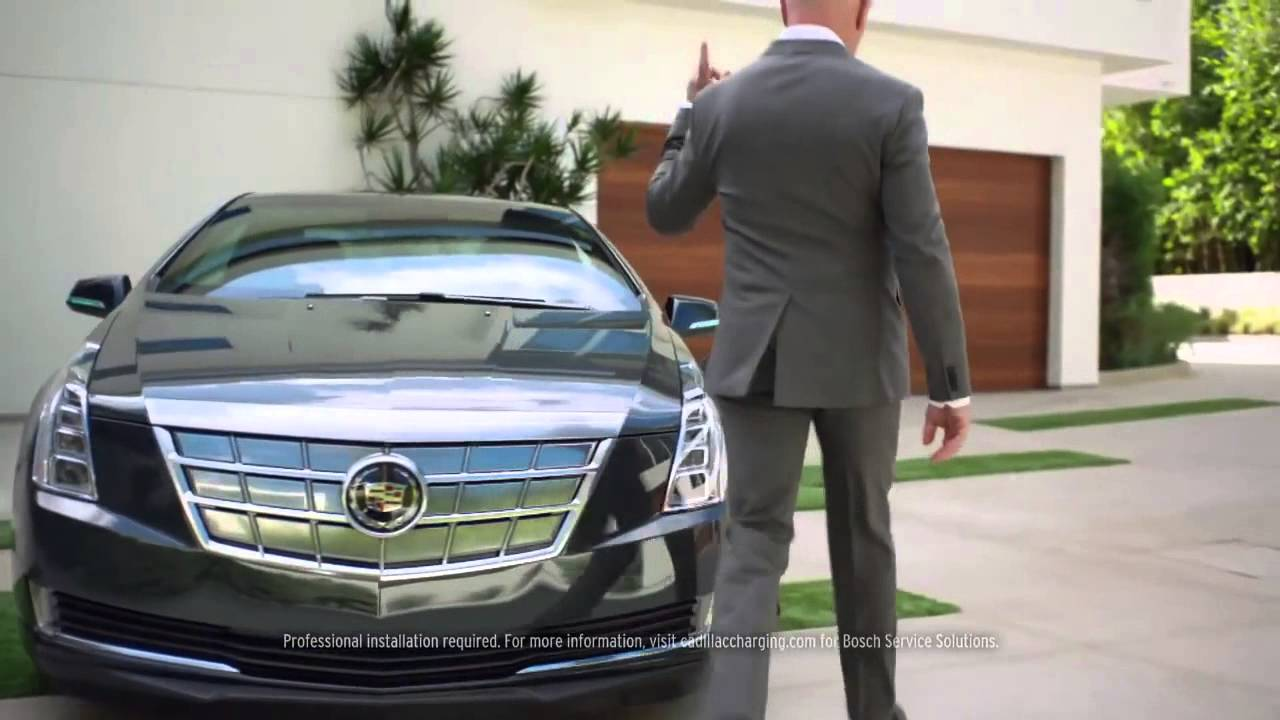 Ford's response to Cadillac's ELR ad - YouTube