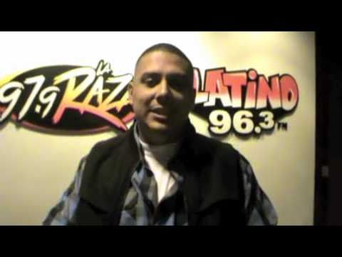 Concrete Fresher than you at Latino 96 3 FM