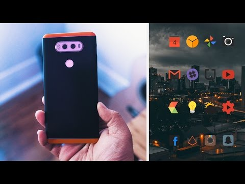 What's On My Android - LG V20