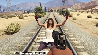 Gta 5 funny compilation /AK Invention