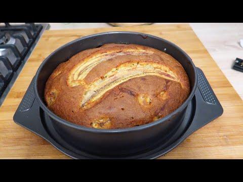 gâteau-au-yaourt-à-la-banane-🍌