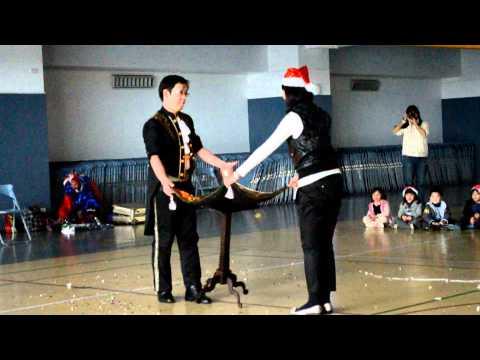 靜心聖誕節魔術表演-5100-12-23