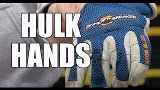 StoneBreaker Work Gloves