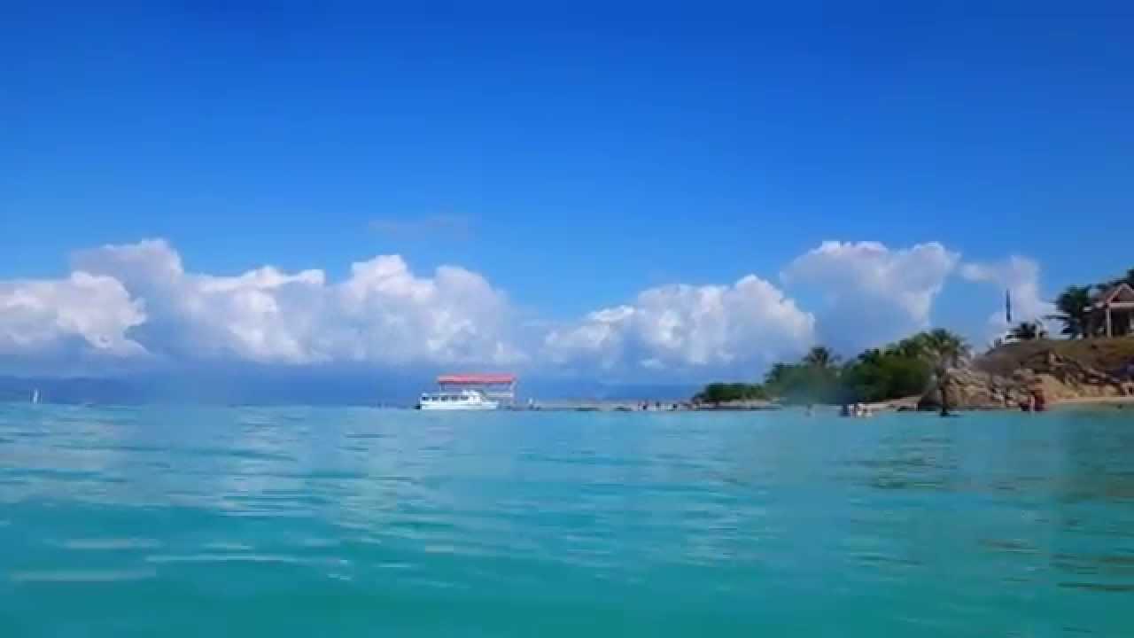 Pelican Beach Isla Caja De Muertos In Ponce Puerto Rico