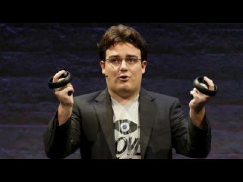 Oculus Rift inventor sets sights on border surveillance