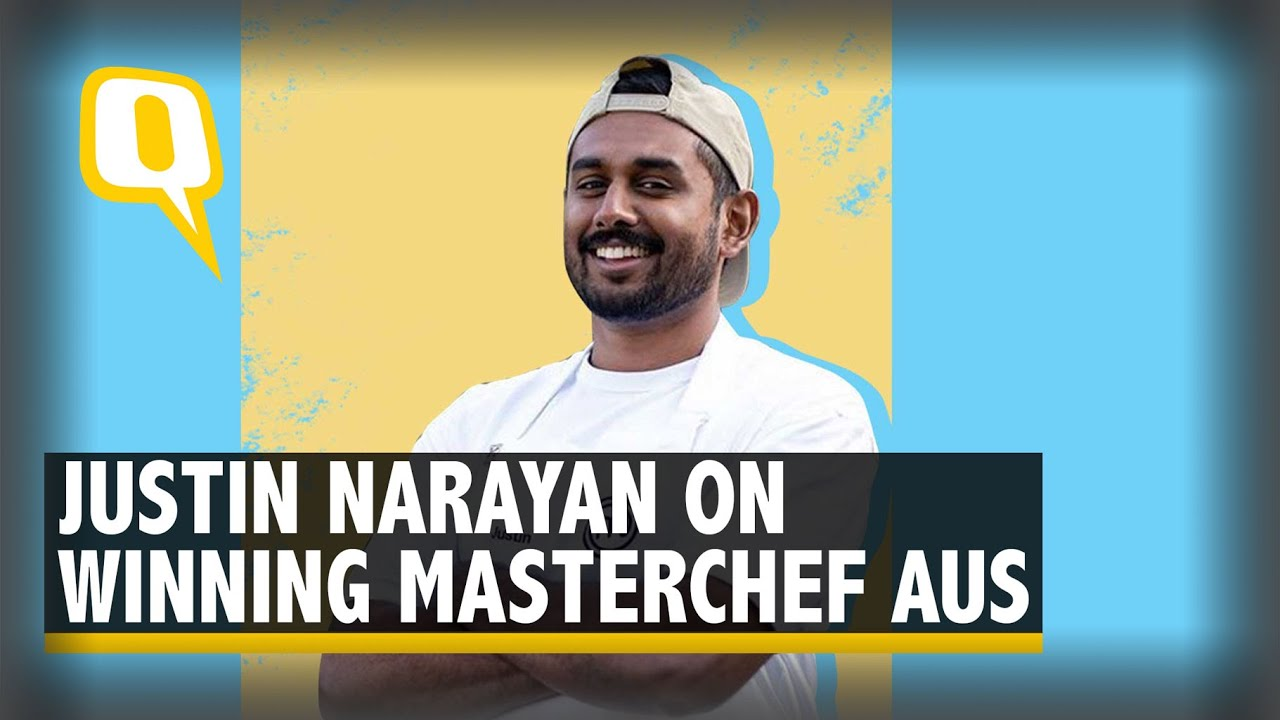 Briefly Considered Leaving the Show: Masterchef Australia Winner Justin Narayan   The Quint
