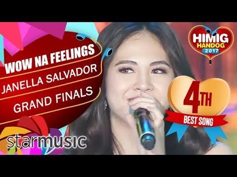 Janella Salvador - Wow Na Feelings | Himig Handog 2017 (Grand Finals)