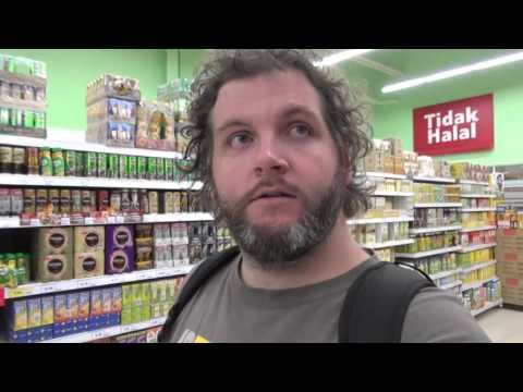 Grocery Shopping In Penang (Behind The Beard)