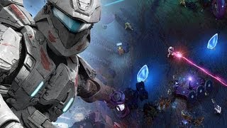 Halo: Spartan Assault - Test / Review (Gameplay) des Mobile- / Windows 8-Halo