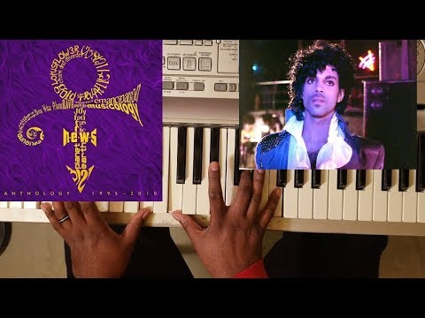 PRINCE — I WANNA BE YOUR LOVER (PIANO TUTORIAL) Ab minor