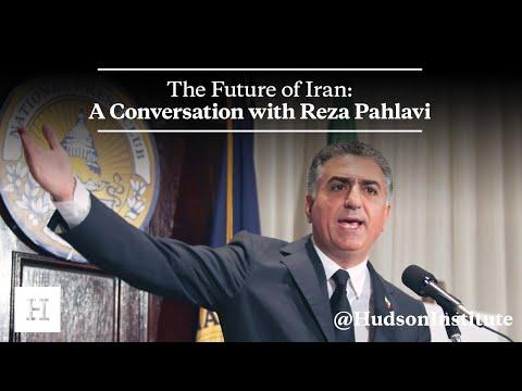 The Future of Iran: A Conversation with Reza Pahlavi