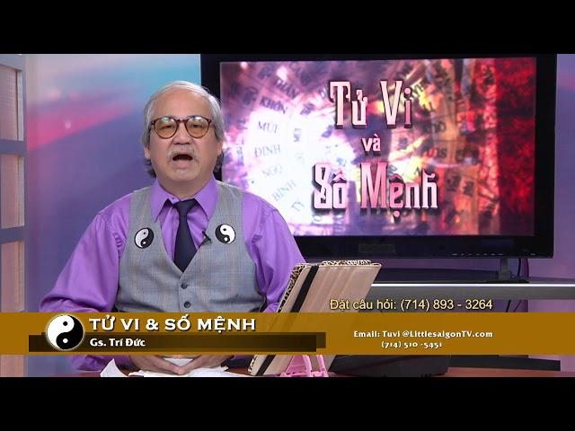 TU VI SO MENH 2020 02 07 PART 2 Gs TRI DUC
