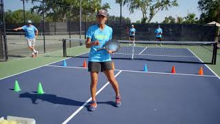 Pickleball Tutor Tips: How to Improve Your 3rd Shot Drop