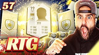 OMG I GOT A NEW INSANE ICON!! FIFA 20 Ultimate Team Road To Glory Fut Champs #57