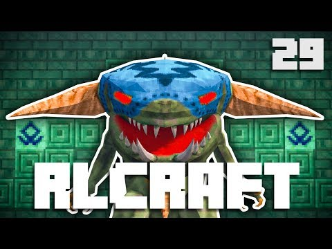 What Is RLCraft Ep. 29 Lycanites Dungeon Takeover