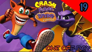One Off Days [19] Crash Bandicoot E Spyro Fusion: Strani Platform Con Minigiochi...