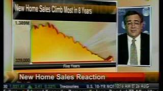 In-Depth Look - New Home Sales Reaction - Bloomberg