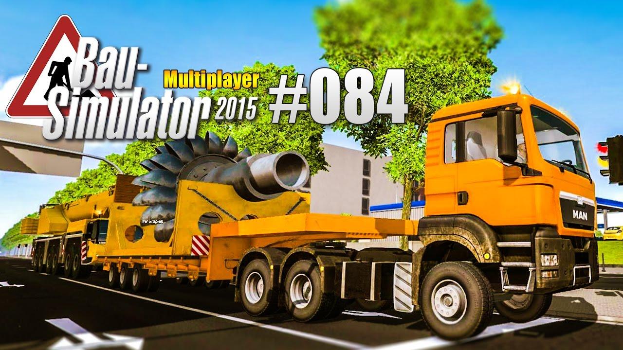 bau simulator 2015 multiplayer 084 turbinen auftrag. Black Bedroom Furniture Sets. Home Design Ideas