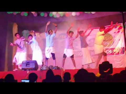 malayalam comedy dance with dialogues