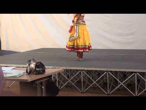 Christian folk dance
