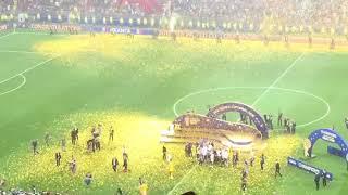 World Cup victory celebration