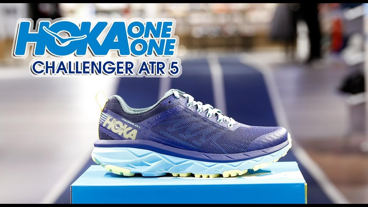 Hoka One One Challenger ATR 5 | UNBOXING VIDEO