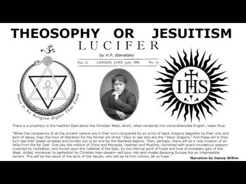 Theosophy or Jesuitism - by H.P. Blavatsky (1888)