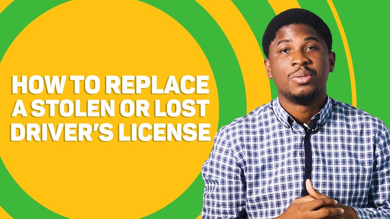 replace my lost texas drivers license online