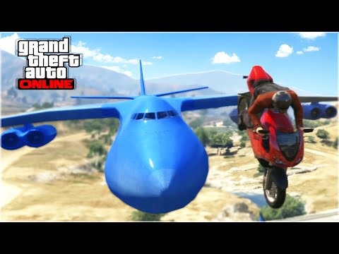GTA 5 EPIC STUNTS FAILS (GTA 5 Funny Moments & WTF)