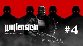 Wolfenstein The New Order Gameplay #4 Part 5: https://www.youtube.c...