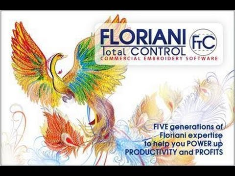 floriani total control u serial number