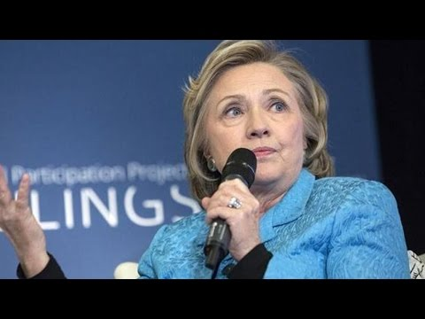 Hillary Discusses Rigging Election In Leaked Audio