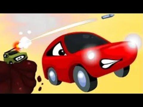 Мультики про машинки 2021 - Красная машинка Редди спасает друзей.